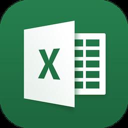 01 Excel Icon 佐賀の土地 建物 調査 測量 登記 庄野土地家屋調査士事務所